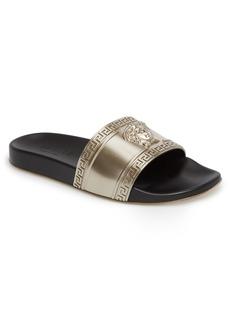 Versace Palazzo Medusa Slide Sandal (Men)