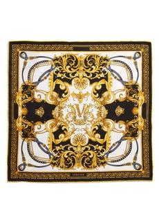 Versace First Line Rodeo Queen Clip Silk Bandana