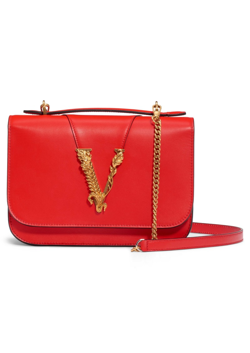 Versace Virtus Shoulder Bag