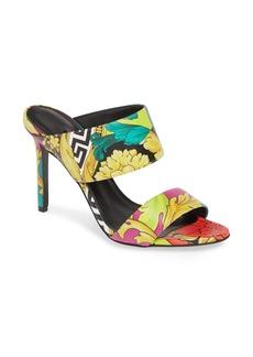 Versace Voyage Barocco Slip-On Sandal (Women)