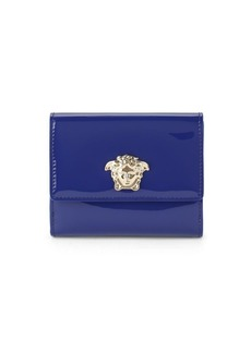 Versace Foldable Leather Wallet