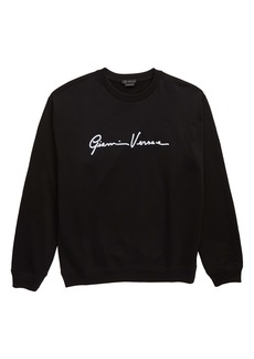 Versace Gianni Graphic Sweatshirt