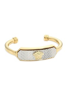 Versace Gold Cuff Bracelet