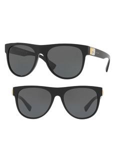 Versace Greca 57mm Sunglasses
