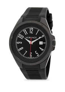 Versace Greek Key Analog Watch/5ATM