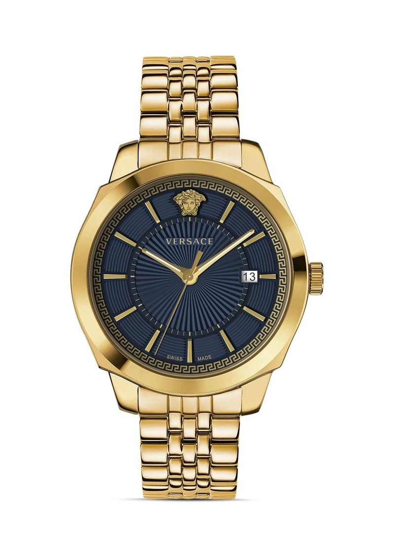 Versace Icon Classic Watch, 42mm
