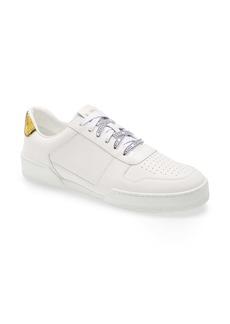 Versace Ilus Leather Sneaker (Men)