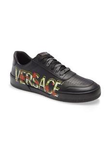 Versace Ilus Low Top Sneaker (Men)