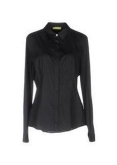 VERSACE JEANS - Solid color shirts & blouses