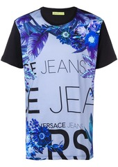 Versace all-over print T-shirt
