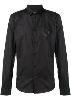 Versace classic plain shirt