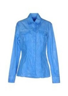 VERSACE JEANS COUTURE - Solid color shirts & blouses