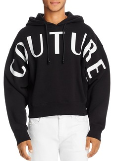 Versace Jeans Couture Bold Logo Hooded Sweatshirt