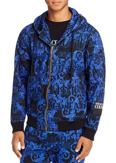 Versace Jeans Couture Logo Baroque Hoodie
