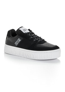 Versace Jeans Couture Men's Low Top Sneakers