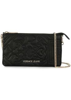 Versace quilted details shoulder bag