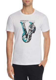 Versace Jeans Logo Graphic Tee