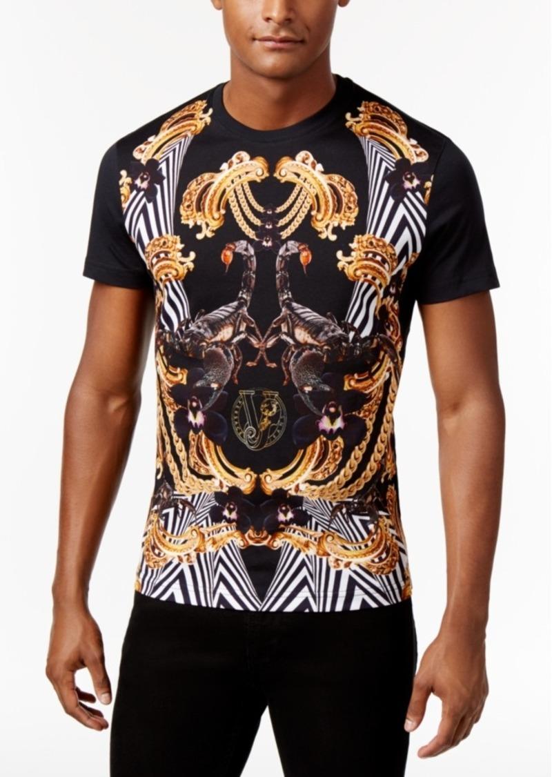 Versace Jeans Men's Graphic-Print T-Shirt