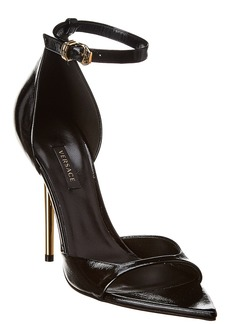 Versace Leather Sandal