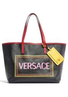 Versace 905 Vintage Logo Tote