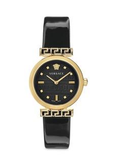 Versace Meander Watch, 34mm