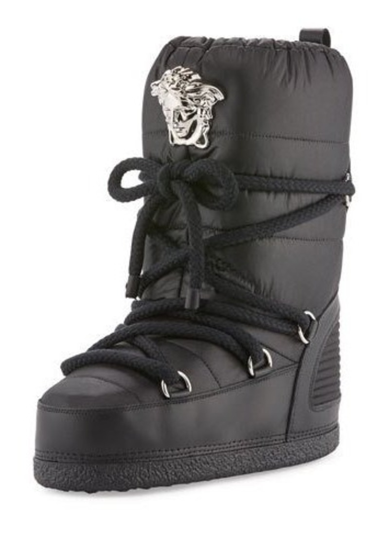 4dcac22348a Medusa Quilted Astronaut Boot