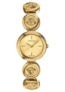 Versace Medusa Stud Icon Bracelet Watch, 28mm