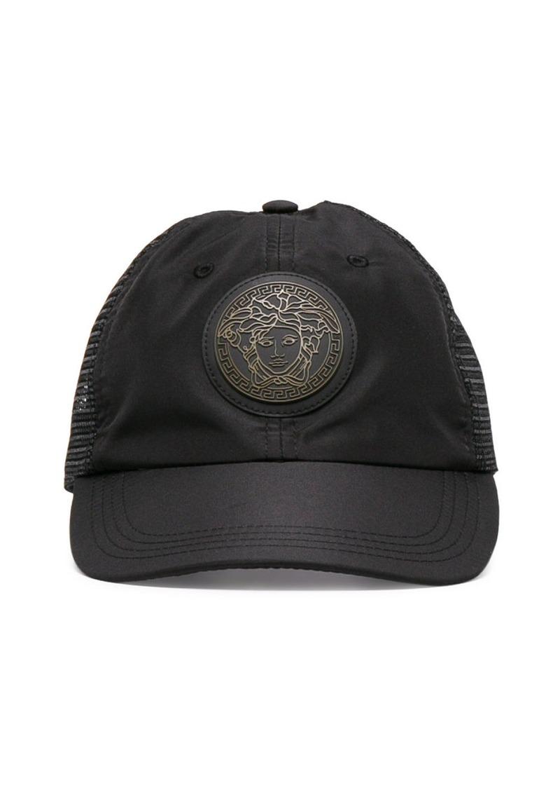 a316d0139fc SALE! Versace Medusa trucker cap