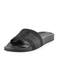 b2b6715aeaf Versace Versace Driving Loafer with Half-Medusa Medallion (Men)