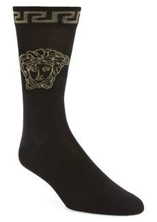 Versace Men's Medusa Socks