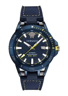 Versace Men's Sport Tech Diver Watch  Blue
