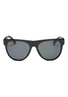 Versace Men?s Square Sunglasses, 57mm