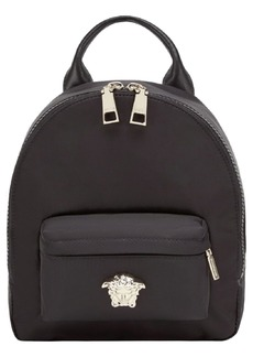 Versace Mini Palazzo Nylon Backpack