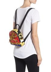 72e0e3e4a3 Versace Versace Mini Palazzo Pillow Talk Nylon Backpack