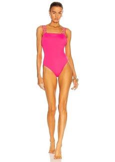 VERSACE One Piece Swimsuit