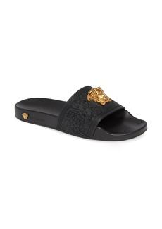 Versace Palazzo Medusa Slide Sandal (Women)