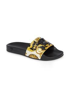 Versace Palazzo Slide Sandal (Women)