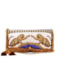 Versace Pillow Talk Signature Dea-print bag