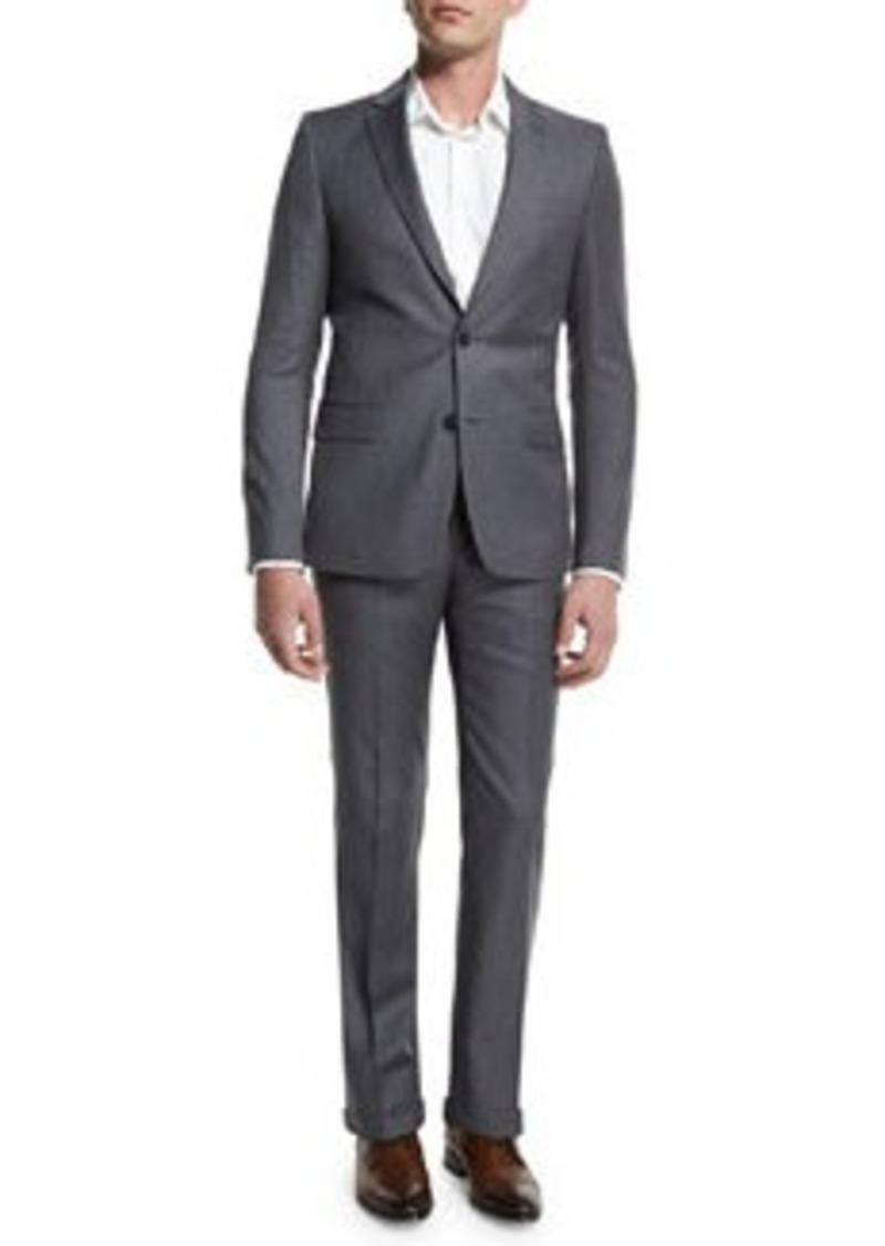 Versace Pinstripe Two-Piece Suit