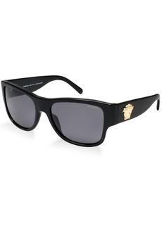 Versace Polarized Polarized Sunglasses, VE4275