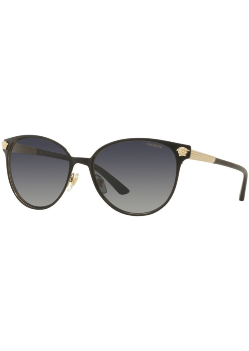 Versace Polarized Sunglasses, Versace VE2168