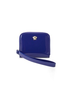 Versace Polished Leather Coin Purse
