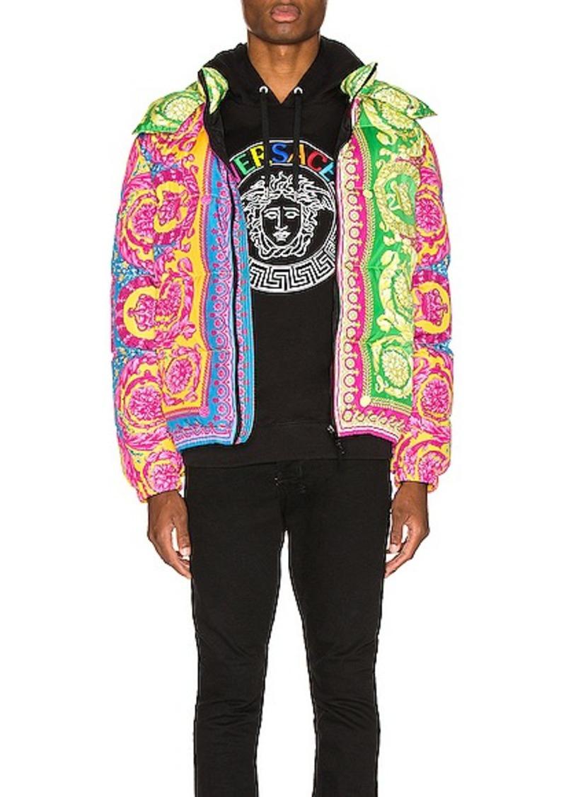 VERSACE Puffer Jacket