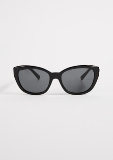 Versace Rock Oval Sunglasses