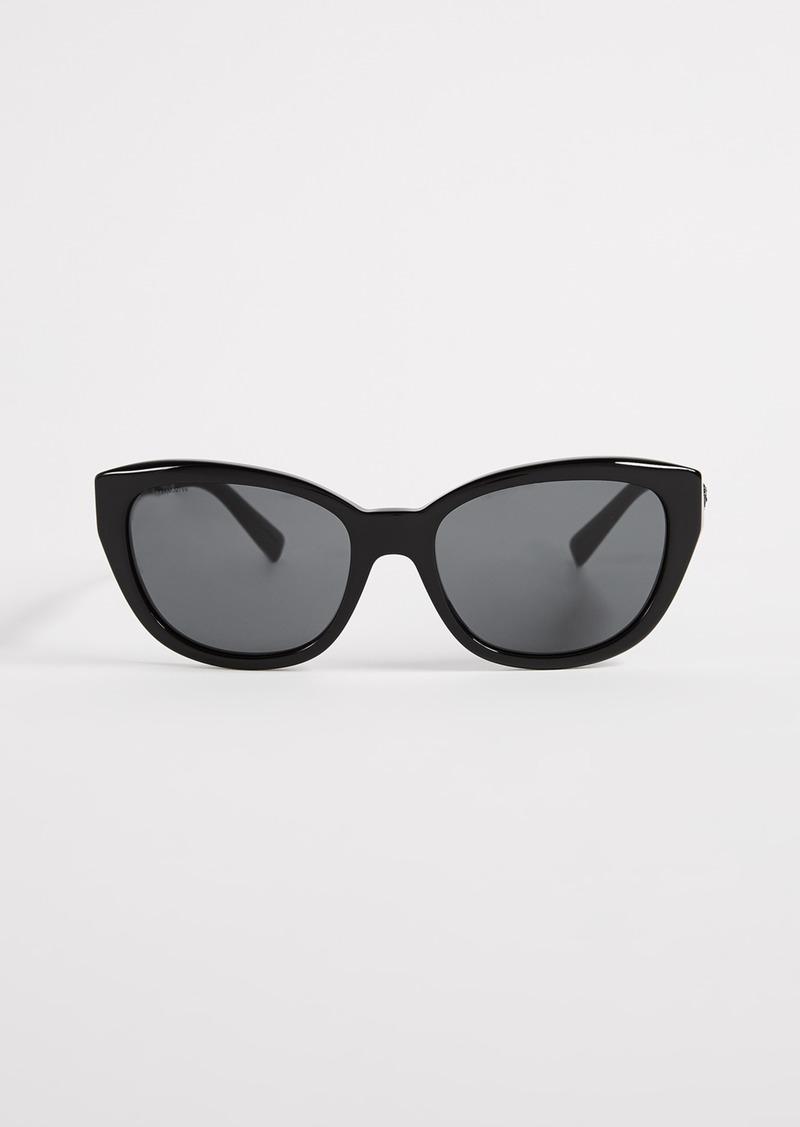 16c916a6bb6d SALE! Versace Versace Rock Oval Sunglasses