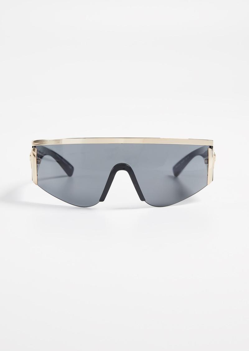 e028377cafe9 Versace Versace VE2197 Shield Sunglasses