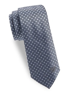 Versace Silk Dot Tie