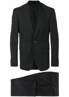 Versace slim-fit suit - Black