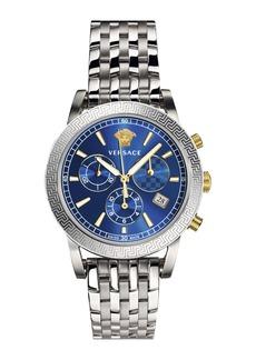 Versace Sport Tech Chronograph Bracelet Watch, 40mm