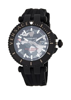 Versace Stainless Steel Watch